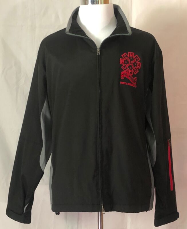 Red Hot Chili Peppers 2007 North America Tour  Road Crew Jacket Size XL