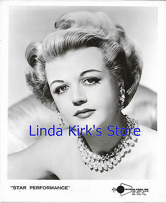 Angela Lansbury Promotional Photograph Head Shot Official Films, Inc