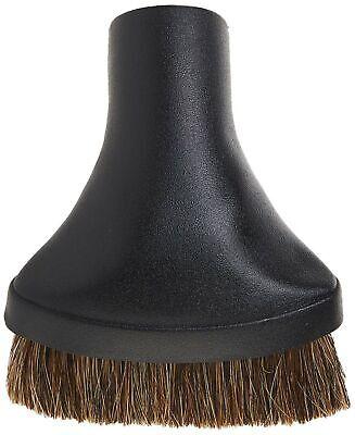 """Cen-Tec Systems 34839 Vacuum Attachment, 1.25"""" Dust Brush, Black"""