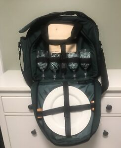 Picnic Cooler Bag with Accessories