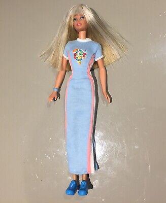 Mattel Barbie Skipper Doll Totally Yo-yo Vintage 90s 1999 Blonde Fringe