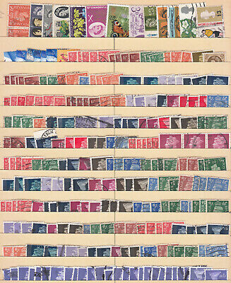 Great Britain - small stamp lot-2
