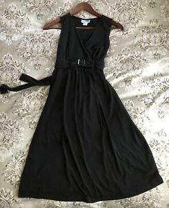 Black Maternity dress