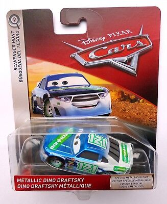 Disney Pixar Cars Winter Racers: J.D Chase Brian Cal McQueen /& More Richie