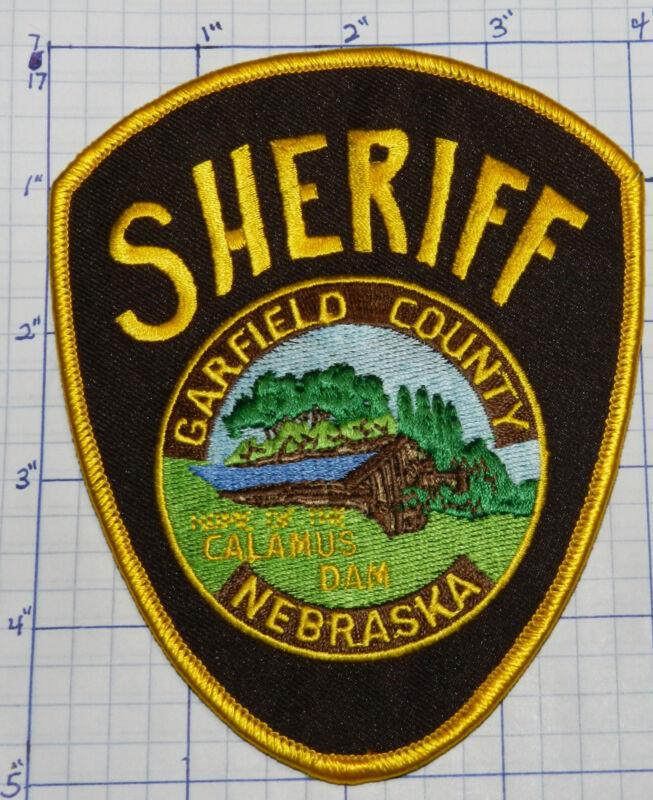 NEBRASKA, GARFIELD COUNTY SHERIFF DEPT PATCH