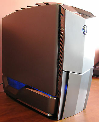 Dell Alienware Area 51 Core I7 930 2 8Ghz 8Gb Ram 6 X 1Tb Hdd Win 7 Pro