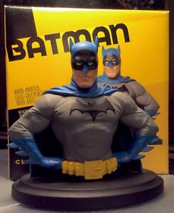 BATMAN CLASSIC MINI-BUST #1224 /2800 DC DIRECT STATUE