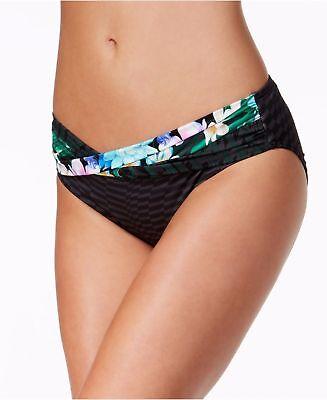 -  NEW Coco Reef Tropical Escape Chick Hipster Bikini Swimwear Bottom S Small