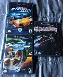 Need for speed GameCube