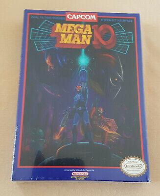 MEGA MAN 10 Press Kit (FACTORY SEALED) - Limited - Capcom -...