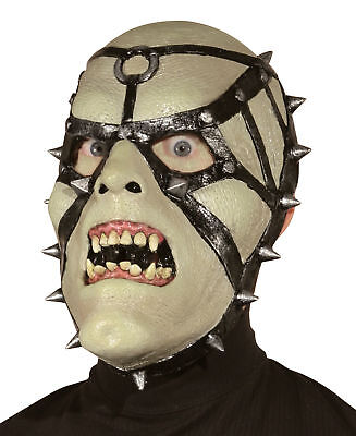 Vampire Themed Halloween Party (Sadistic Vampire Adult Mask Realistic Scary Creepy Theme Party)