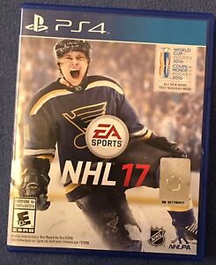 NHL 17 - For Sony PlayStation 4 Game