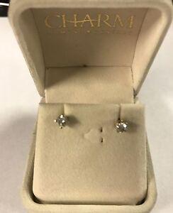 Gold Diamond Studded Earrings