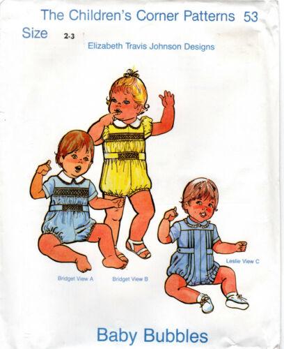 """""""Baby Bubbles"""" Bridget Leslie ©1981 The CHILDREN"""