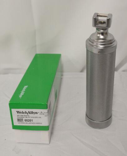 Welch Allyn 60201 Laryngoscope Handle BASE NEW IN BOX