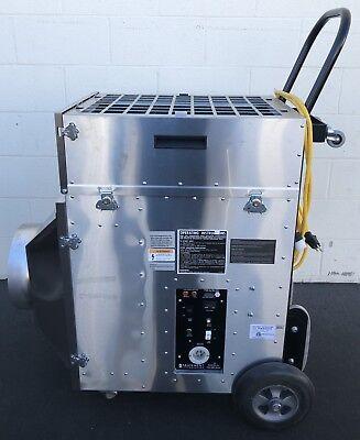 Abatement Technologies Pas2400 Hepa Filter Negative Air Machine Scrubber C