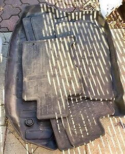 HONDA CIVIC ALL WEATHER RUBBER MATS