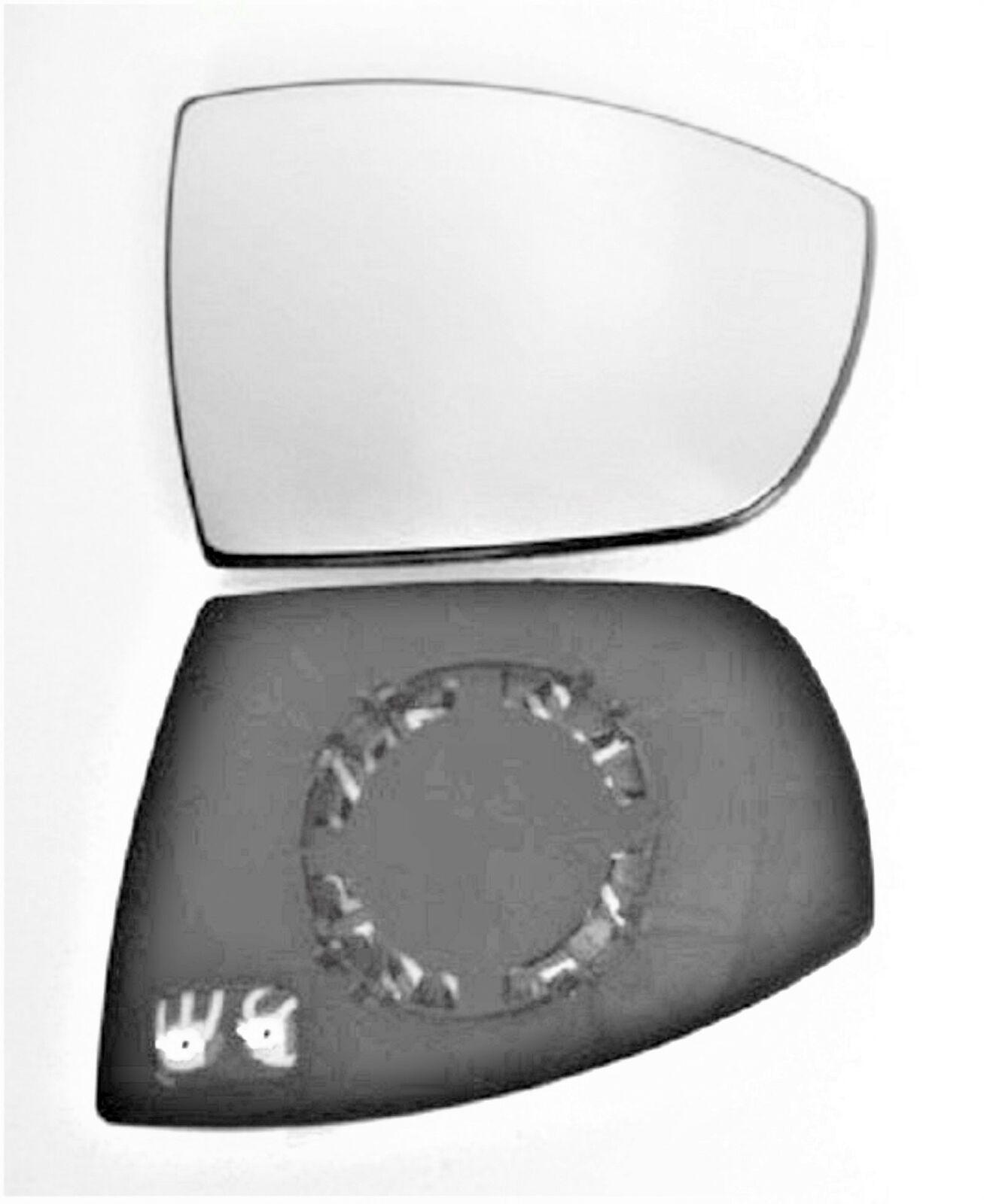 Spiegelglas Weitwinkel unten rechts Beifahrerseite für PEUGEOT EXPERT ab 2007