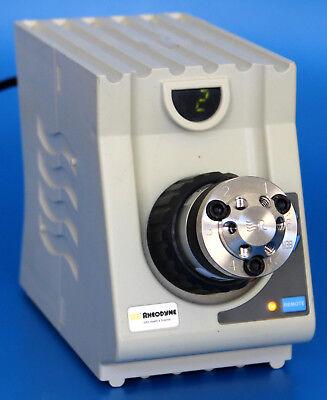 Rheodyne Mxt715-000 Mx Series Ii Hi-pressure 2-position 6-port Switching Valve