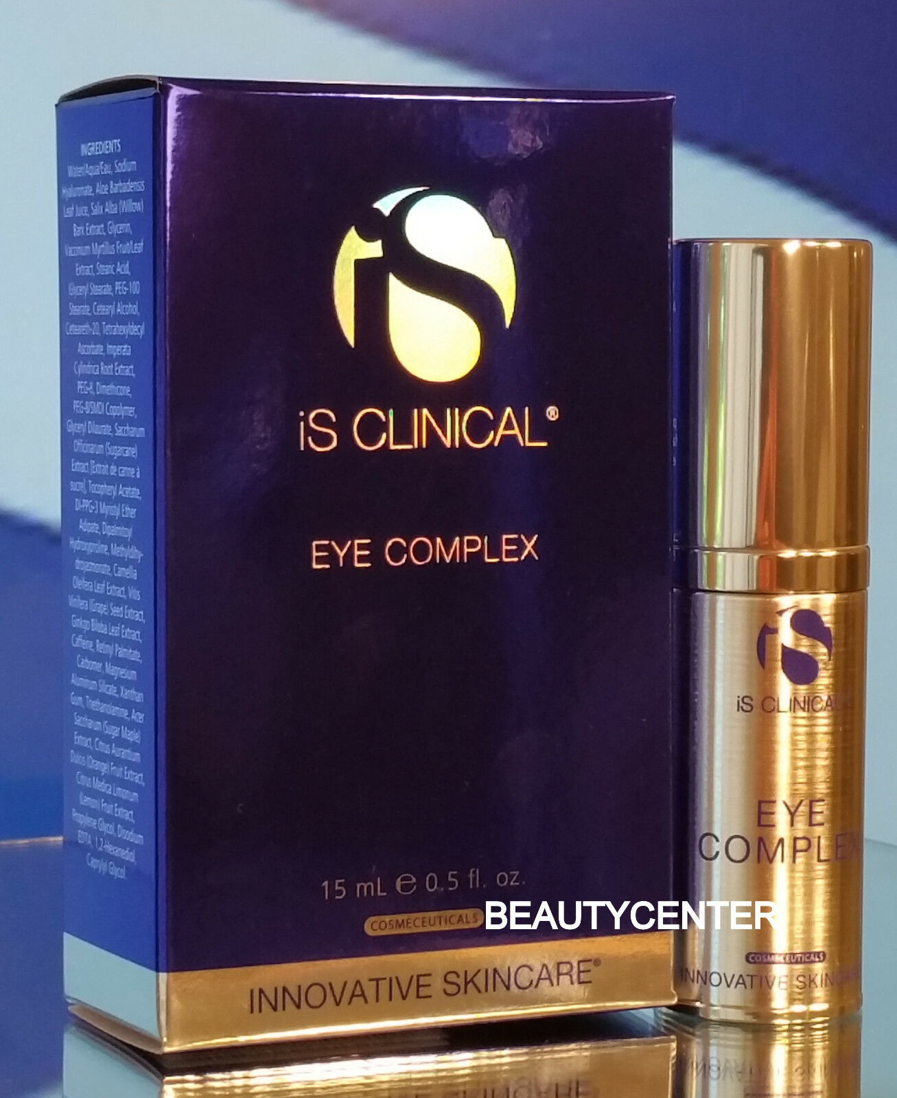 iS Clinical Eye Complex 0.5 fl. oz / 15 ml  100% authentic