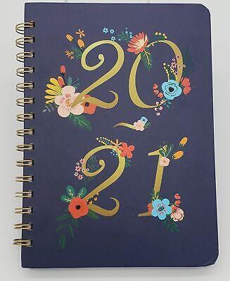 Weeklymonthly Planner July 2020- June 2021