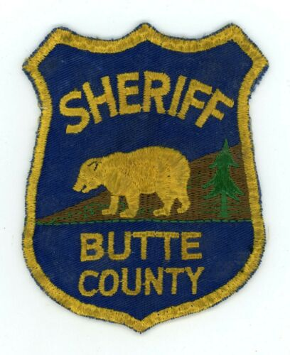 Butte County Sheriff Department Variation 1