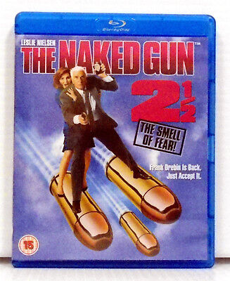 THE NAKED GUN 2 1/2: THE SMELL OF FEAR REGION B BLU-RAY