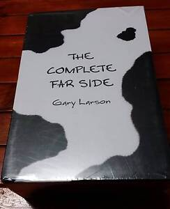 NEW The Complete Far Side By Gary Larson Boxed, Slipcased or Case Merrylands Parramatta Area Preview