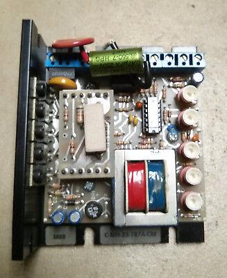 C-mh-23-787a-cm Electrol Speed Control Board