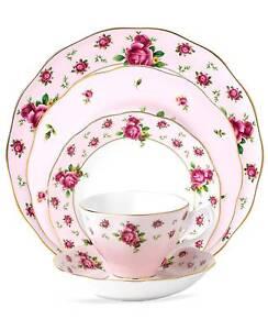Royal Albert Old Country Roses Pink Vintage 103 pcs Bundoora Banyule Area Preview
