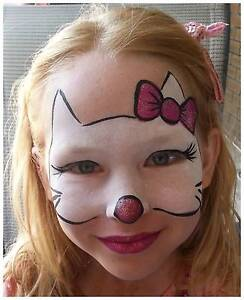 Singing Face Painter and Balloon Twister Swan View Swan Area Preview