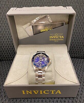 New With Tag Invicta Pro Diver 9094 Stainless Steel Watch FAST SHIPPING