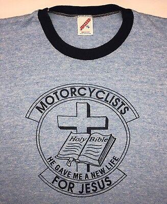 Christian Vintage T-shirts (Vintage Mens XL 80s Christian