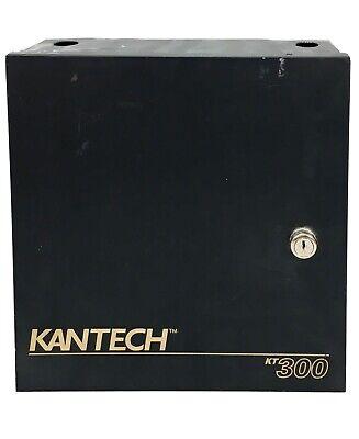 Kantech Kt-300 Metal Cabinet Box W Lock No Keys Replacement Part