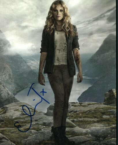 Eliza Taylor The 100 Sexy Autographed Signed 8x10 Photo COA