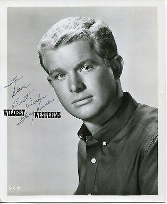McHale's Navy GARY VINSON Signed AUTOGRAPH VINTAGE Original Photo Gay Interest