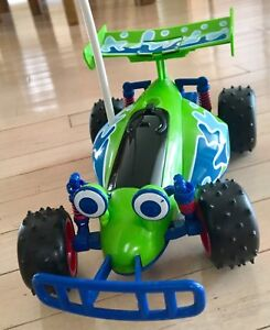 Toy Story remote controlled car