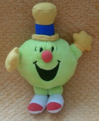 Mr Men  Mr Funny Soft Toy