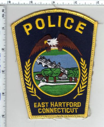 East Hartford Police (Connecticut) Uniform Take-Off Shoulder Patch - 1980