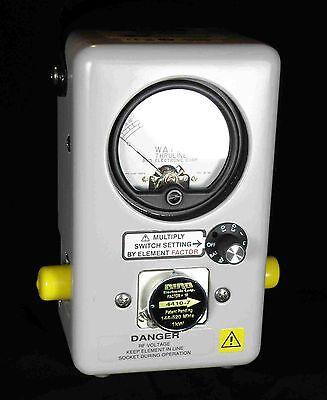 Bird 4410A Thruline RF Wattmeter - Broadband - Multi-Power-Range - High Accuracy