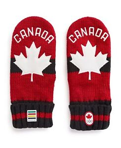 Canada Olympic mittens multiple sizes