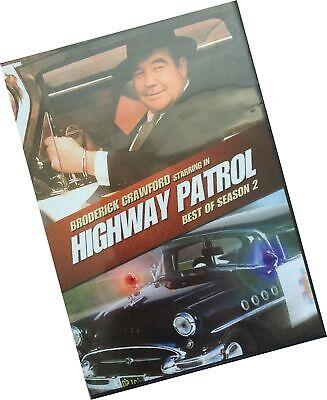 Highway Patrol Best of Season 2 (Best Adventure Tv Shows)