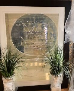 Large glass wall decor at grab deals !!