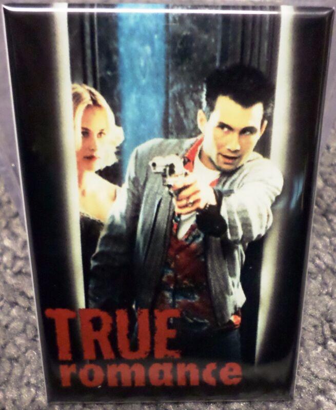 "True Romance Movie Poster 2"" x 3"" Refrigerator Locker MAGNET Slater"