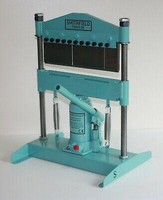 Hydraulic Sheet Metal Folder Bender Press Brake 305mm 12