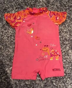 Bathing suit (fits approx 6-12 months)