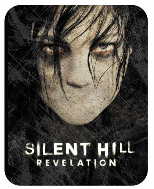 SILENT HILL : REVELATION (DVD and Blu-ray Steelbook) (New)