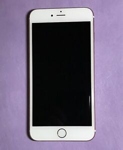 iPhone 6S Plus 128 GB Rose-Gold Unlocked