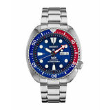New Seiko Padi Automatic Prospex Pepsi Turtle Divers 200M Men's Watch SRPA21