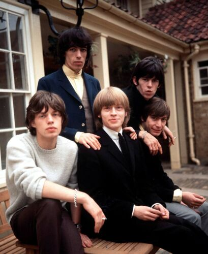 THE ROLLING STONES - MUSIC PHOTO #78